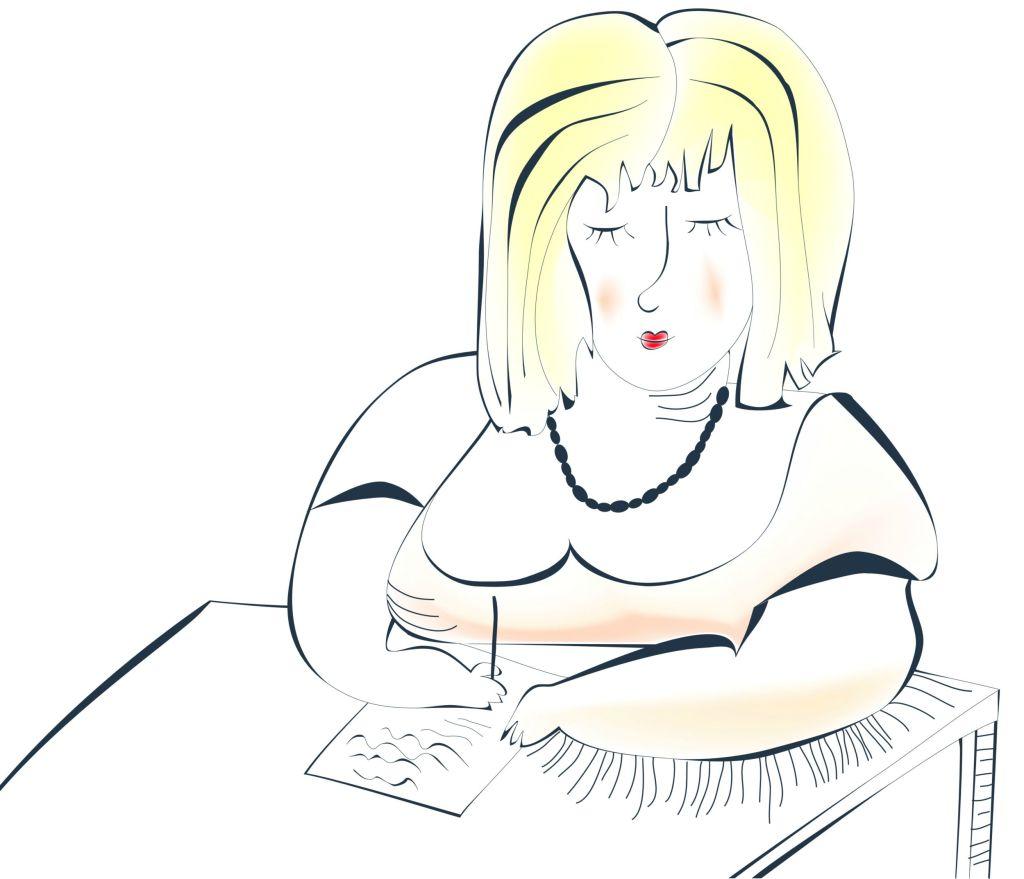 BlondWomanWriting.jpg