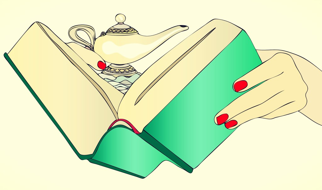 aladdinslampbook