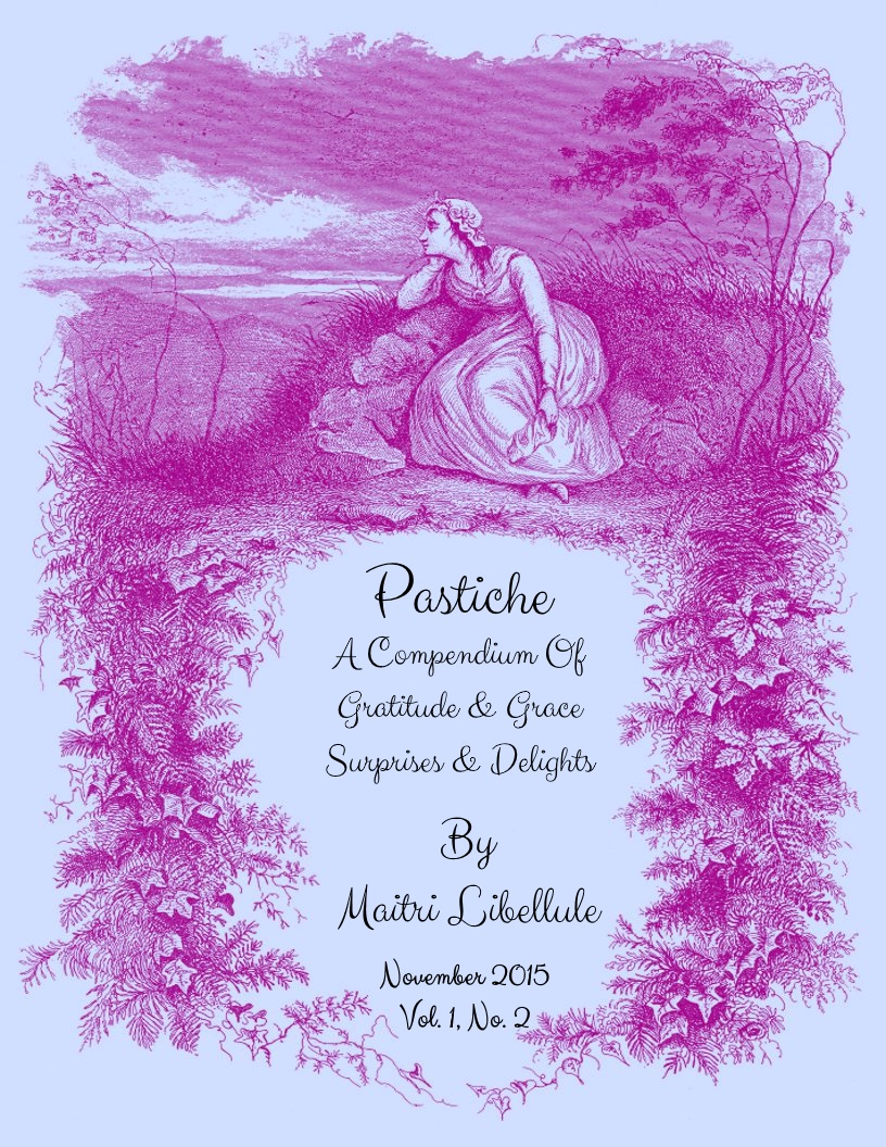 The November Issue of Pastiche is Out!